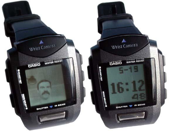 Wristcamera
