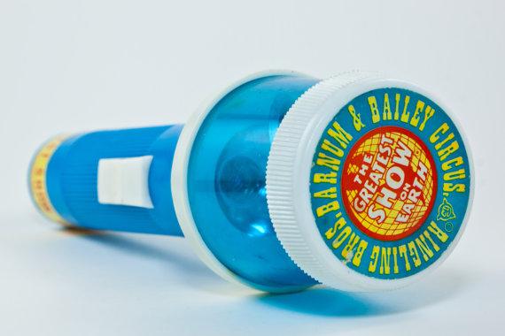 Circus-flashlight